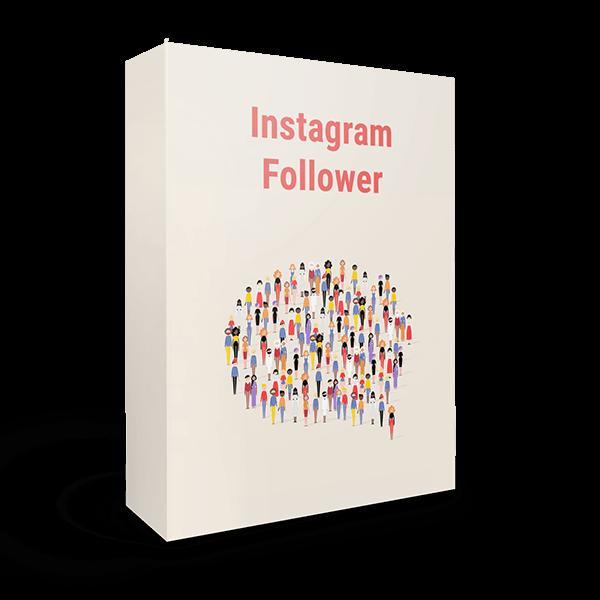 Instagram Follower Bild