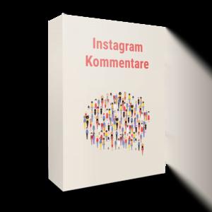 Mehr Instagram Kommentare