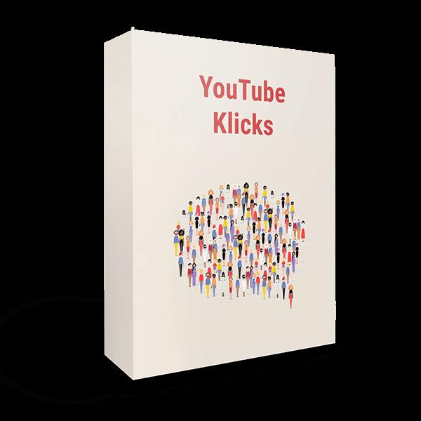 YouTube Klicks und Views kaufen
