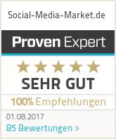 Erfahrungen & Bewertungen zu Social-Media-Market.de