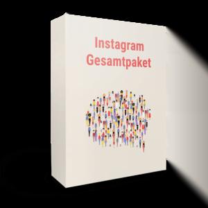 Instagram Gesamtpaket